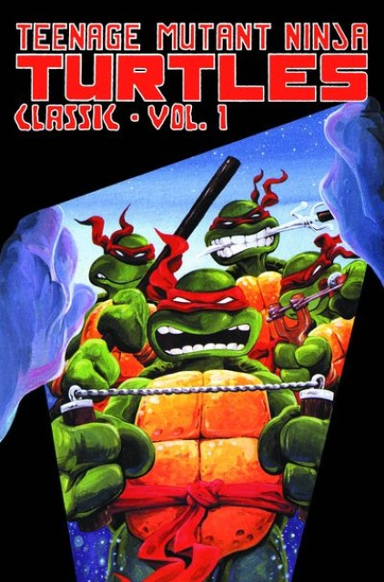 Teenage Mutant Ninja Turtles Classics Vol. 1