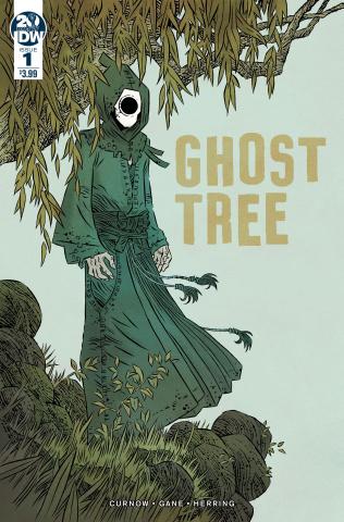 Ghost Tree #1 (2nd Printing)