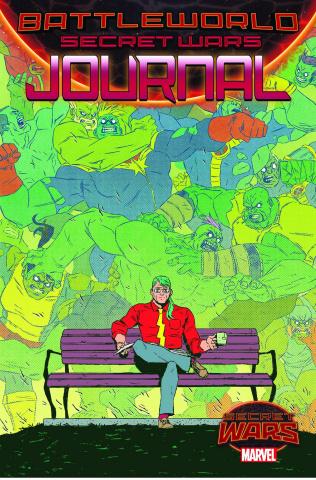 Secret Wars Journal #3