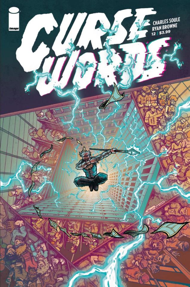 Curse Words #12 (Virgin Wraparound Cover)
