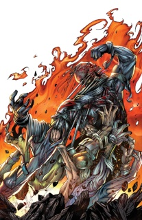 Death Force #2 (Hill Cover)