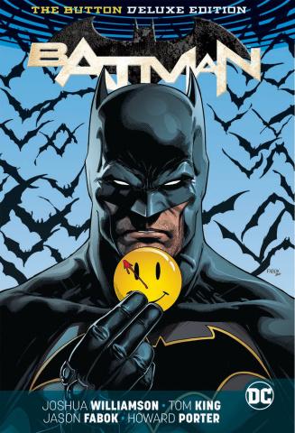 Batman / The Flash: The Button