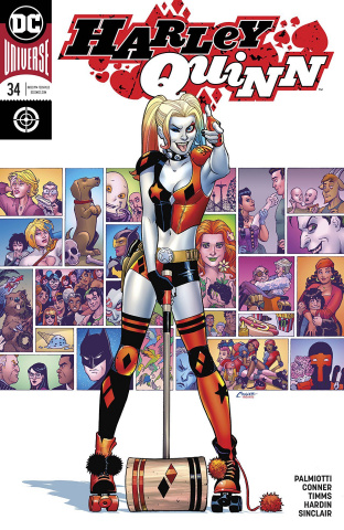 Harley Quinn #34