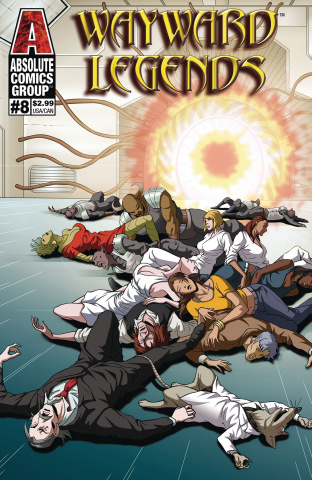 Wayward Legends #8