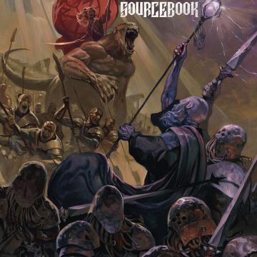The Last God Sourcebook #1