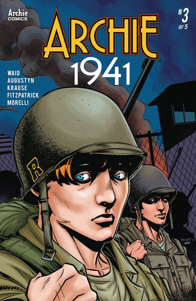 Archie: 1941 #3 (Height Cover)