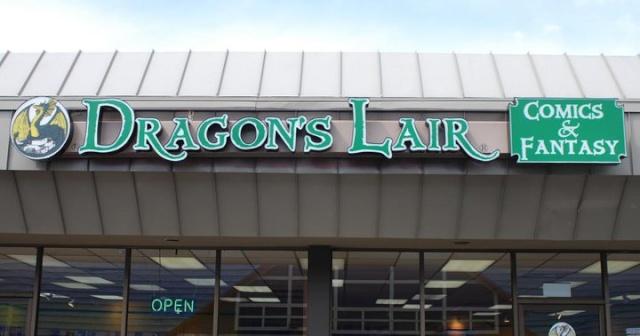 Dragon's Lair Comics & Fantasy
