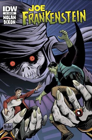 Joe Frankenstein #4