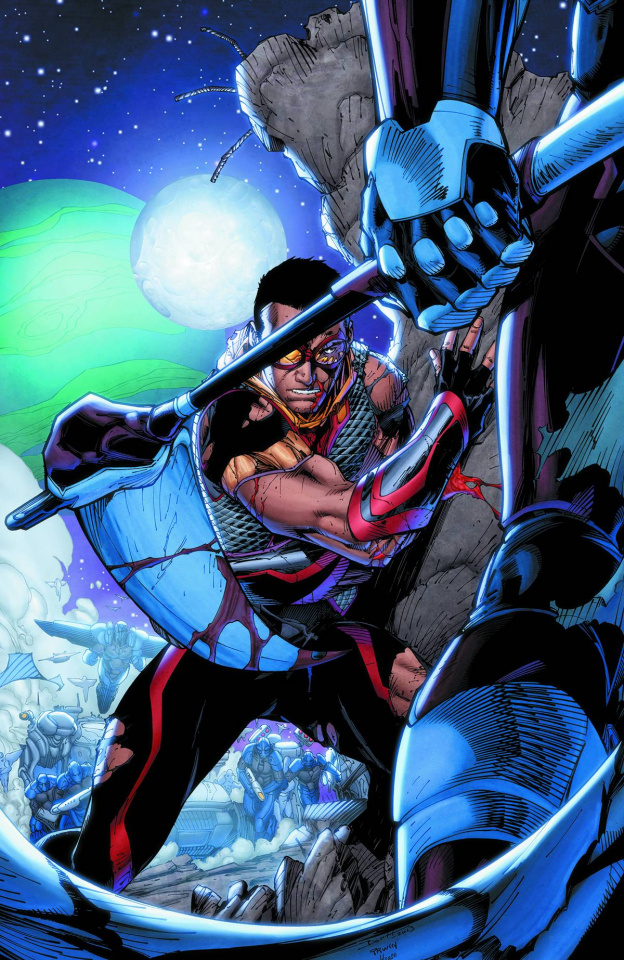 Justice League of America's Vibe #8