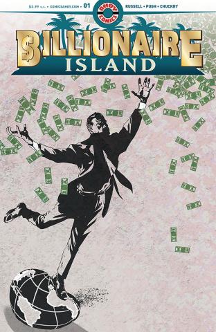 Billionaire Island #1 (Pugh Cover)