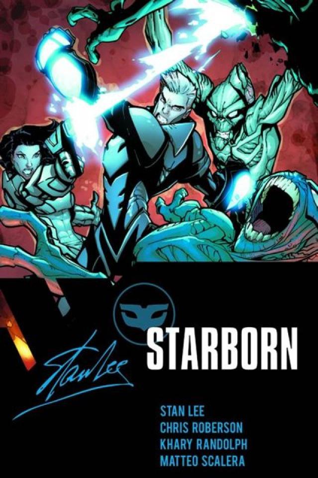 Stan Lee's Starborn Vol. 2