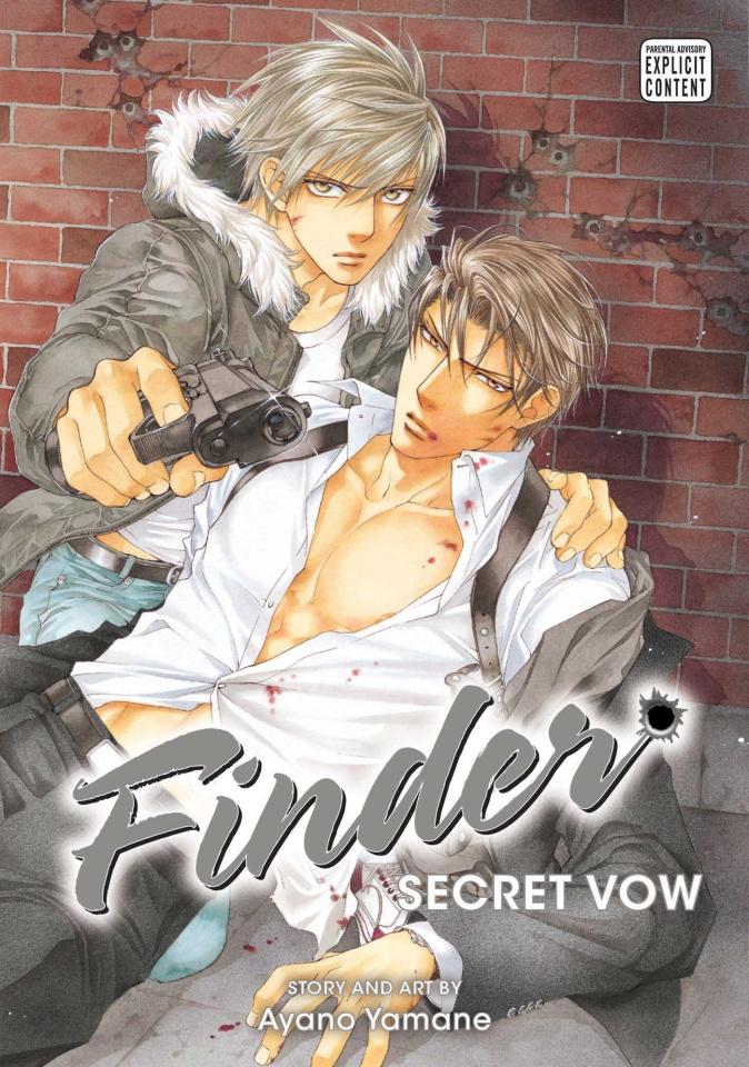 Finder Vol. 8: Secret Vow  (C: 1-0-1)