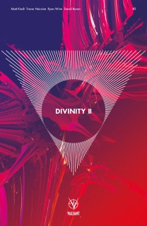 Divinity II #2 (Muller Cover)