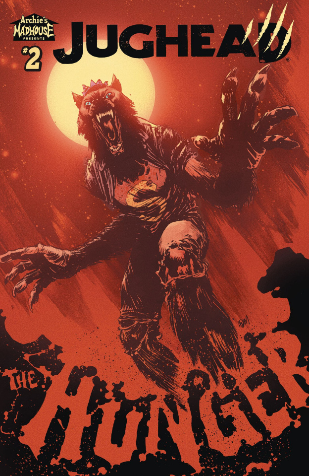 Jughead: The Hunger #2 (Gorham Cover)