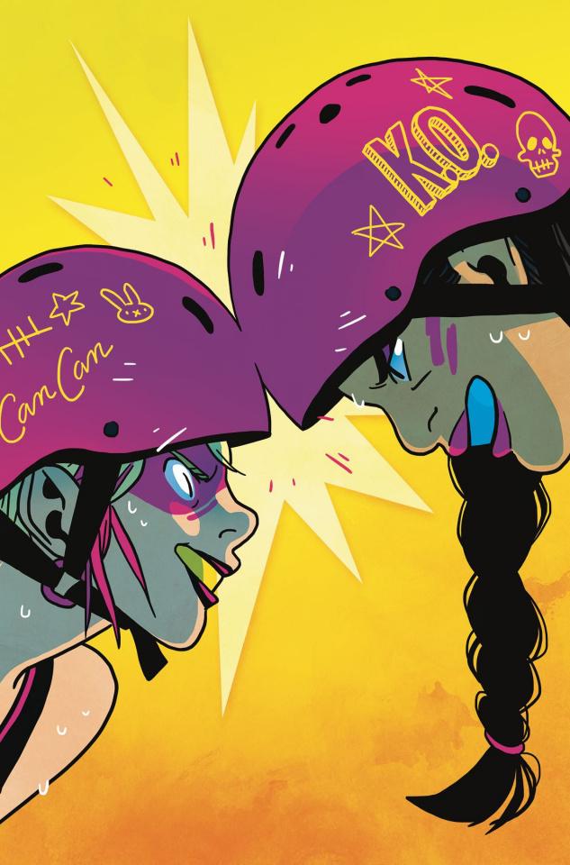 SLAM! The Next Jam #4 (Subscription Bartel Cover)