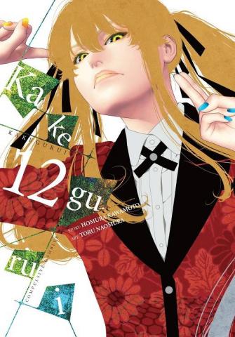 Kakegurui, Compulsive Gambler Vol. 12