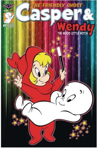 Casper & Wendy #1 (3 Copy Retro Animation Retailer Cover)