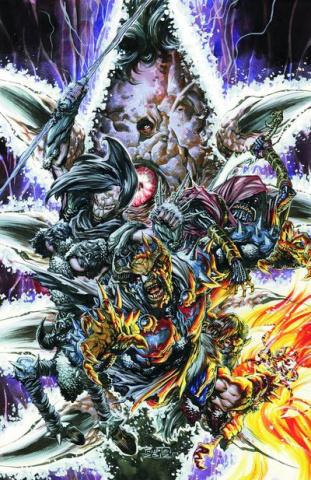 Demon Knights #11
