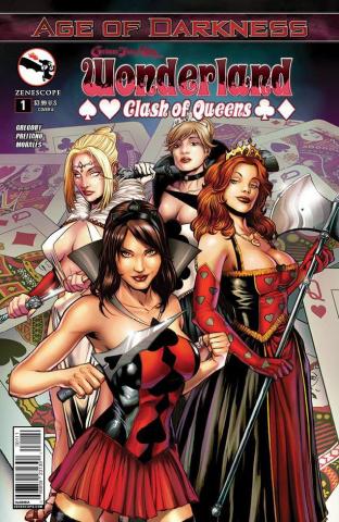 Grimm Fairy Tales: Wonderland - Clash of Queens