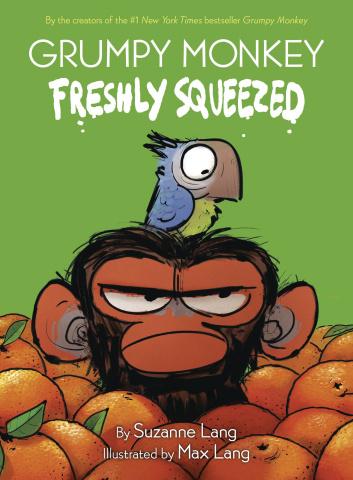 Grumpy Monkey Vol. 1: Freshly Squeezed