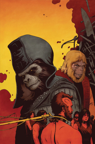 The Planet of the Apes: Ursus #3