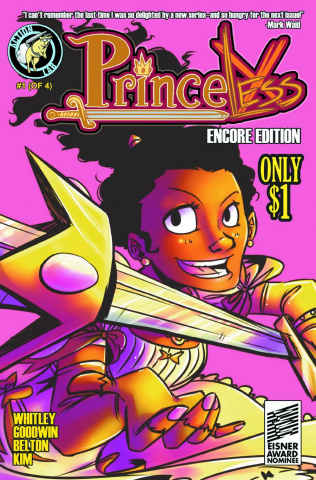 Princeless: Encore Edition #1