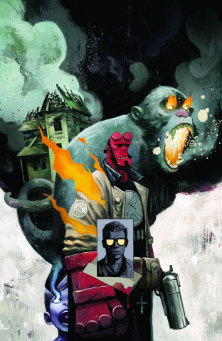 Hellboy and The B.P.R.D. 1954: Unreasoning Beast #1