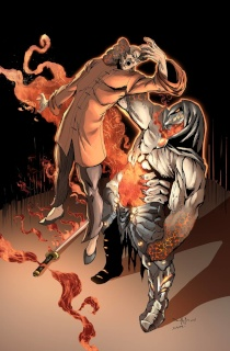 Grimm Fairy Tales: Realm War #5 (Qualano Cover)