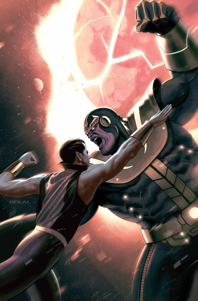 Avengers World #21