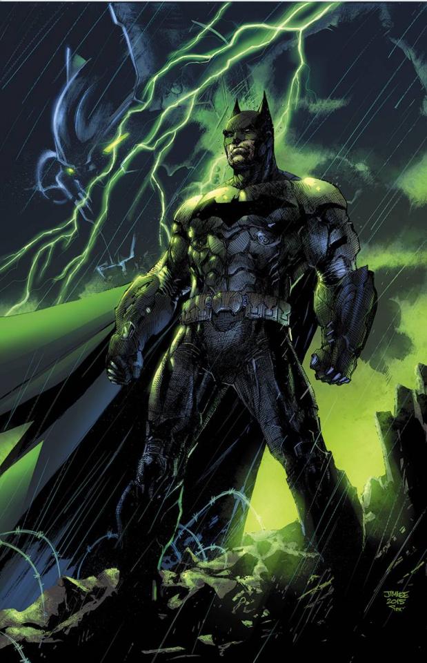 Batman: Arkham Knight - Genesis #1 (Jim Lee Cover)