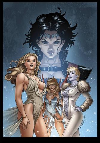 Grimm Fairy Tales: Cinderella #2 (Ortiz Cover)