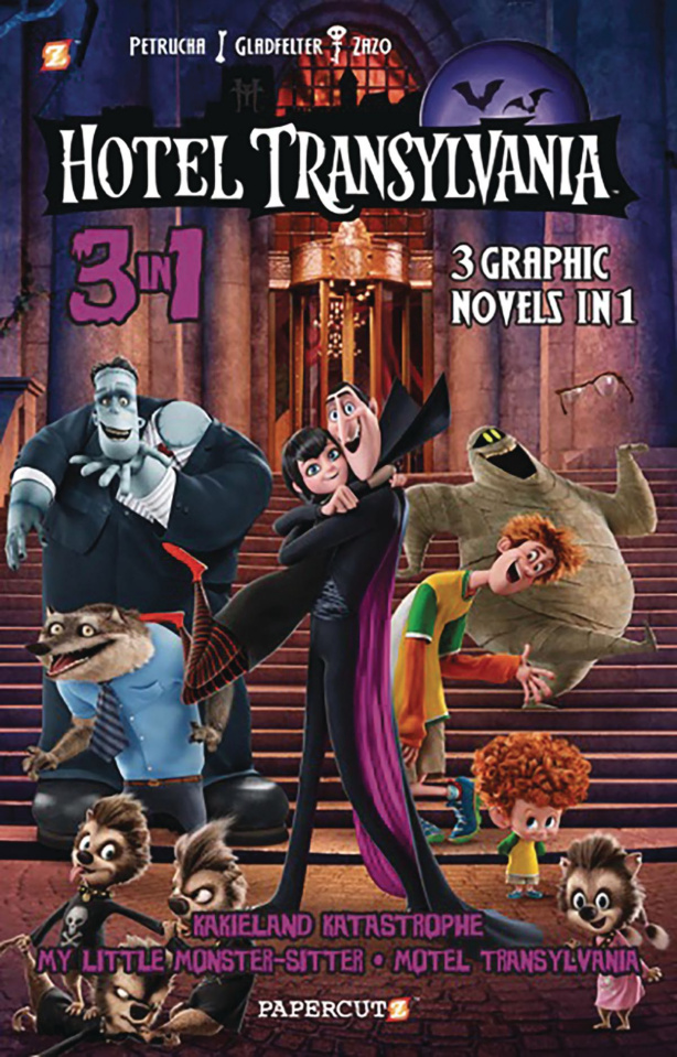 Hotel Transylvania Vol. 1 (3-in-1 Edition)