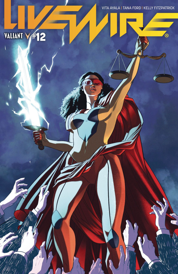 Livewire #12 (Lee Cover)