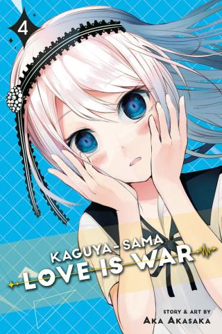 Kaguya-Sama: Love Is War Vol. 4