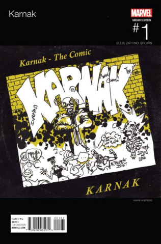 Karnak #1 (Hip Hop Cover)