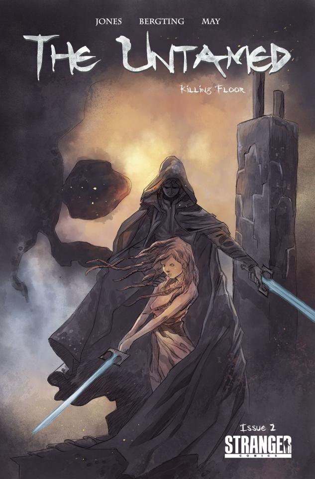 The Untamed II #2 (Bergting Cover)