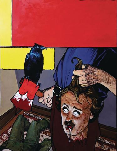 Edgar Allan Poe's Snifter of Terror #5