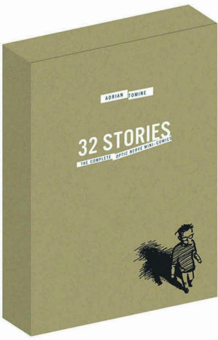 32 Stories: The Complete Optic Nerve Mini-Comics (Box Set)
