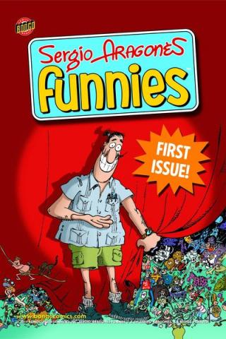 Sergio Aragones' Funnies #1
