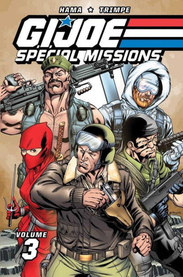 G.I. Joe: Special Missions Vol. 3