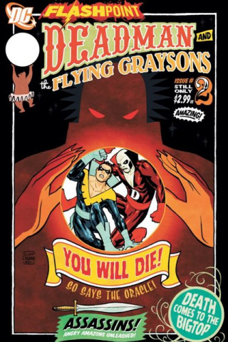 Flashpoint: Deadman and the Flying Graysons #2