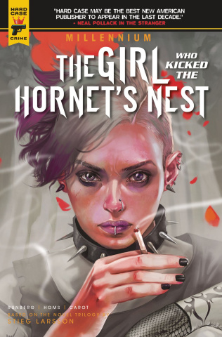 The Girl Who Kicked the Hornet's Nest #0