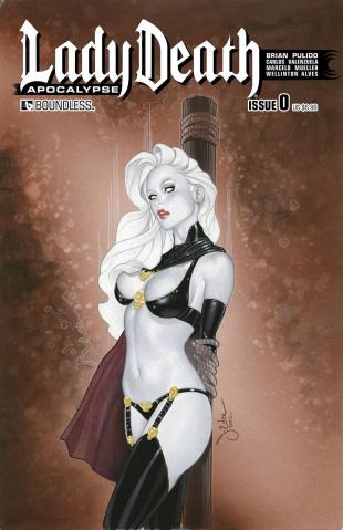 Lady Death: Apocalypse #0