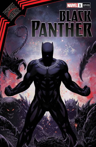 King in Black: Black Panther #1 (Epting Cover)