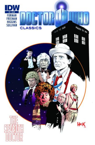 Doctor Who Classics #4: Seventh Doctor