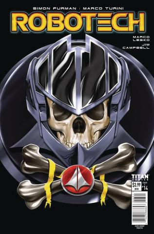 Robotech #14 (Cover C)