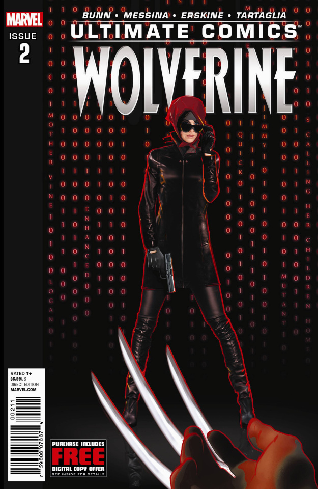 Ultimate Comics Wolverine #2