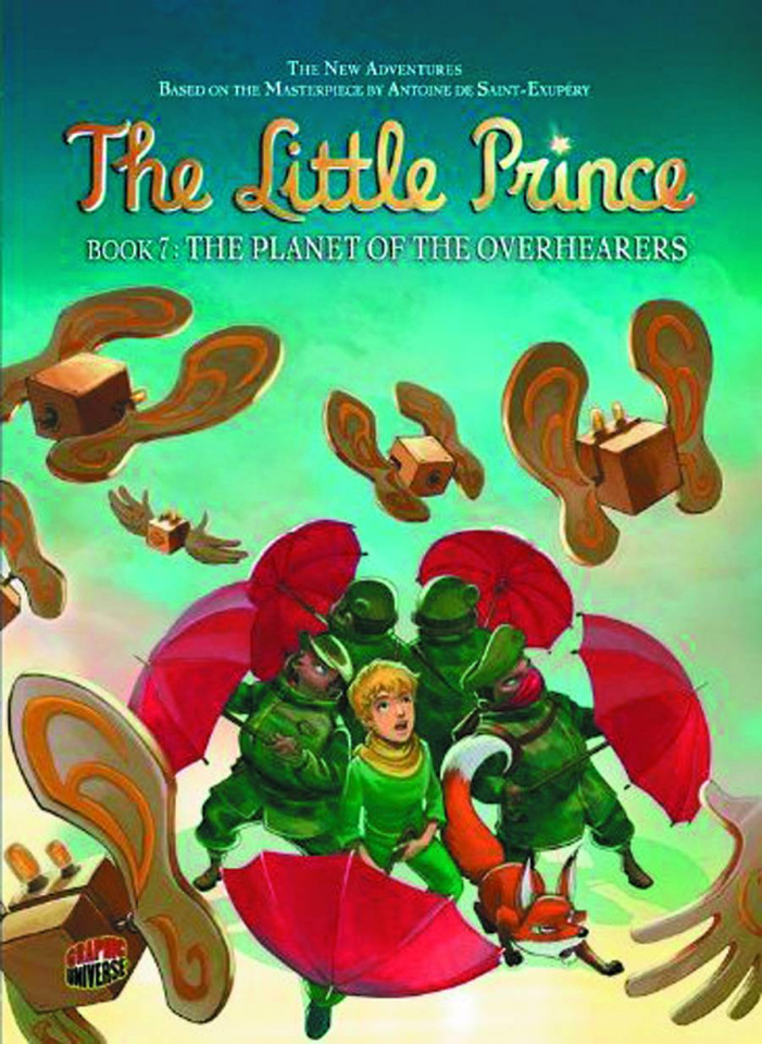 The Little Prince Vol. 7: The Planet of Overhearers