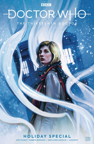 Doctor Who: The Thirteenth Doctor Holiday Special #1 (Caranfa Cover)