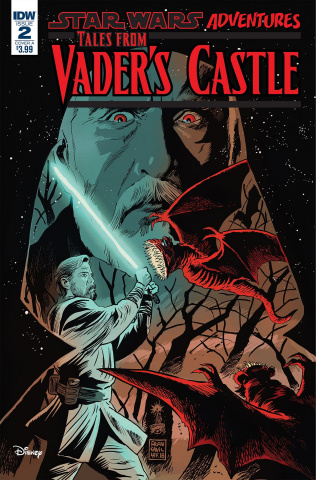 Star Wars: Tales From Vader's Castle #2 (Francavilla Cover)